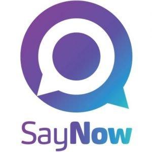 SayNow Logo